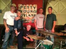 Petty Young Dylan Band