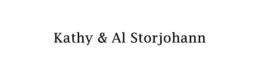 Kathy & Al Storjohann